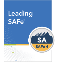 Leading SAFe training