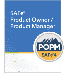 SAFe Product Owner Product Manager training