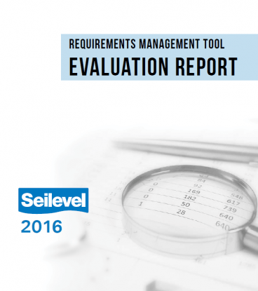 Requiaments management tool evaluation report