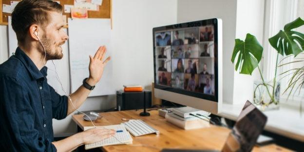 De kracht van een grote online meeting